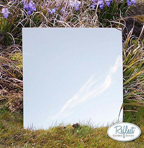Primrose Reflect Espejo de Oro Hojas de roturas de acrílico de ...