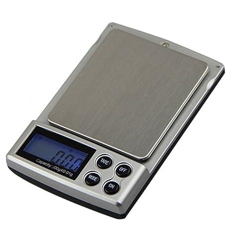 Challeng Handy - Báscula de Bolsillo Digital para Joyas, 500 g x 0 ...
