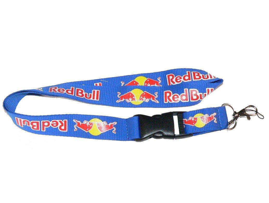 Red Bull Lanyard ID Holder llavero - regalo perfecto para un ...