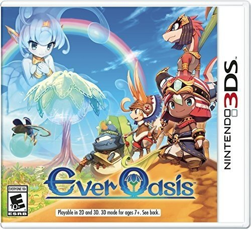 Ever Oasis - Nintendo 3DS by Nintendo