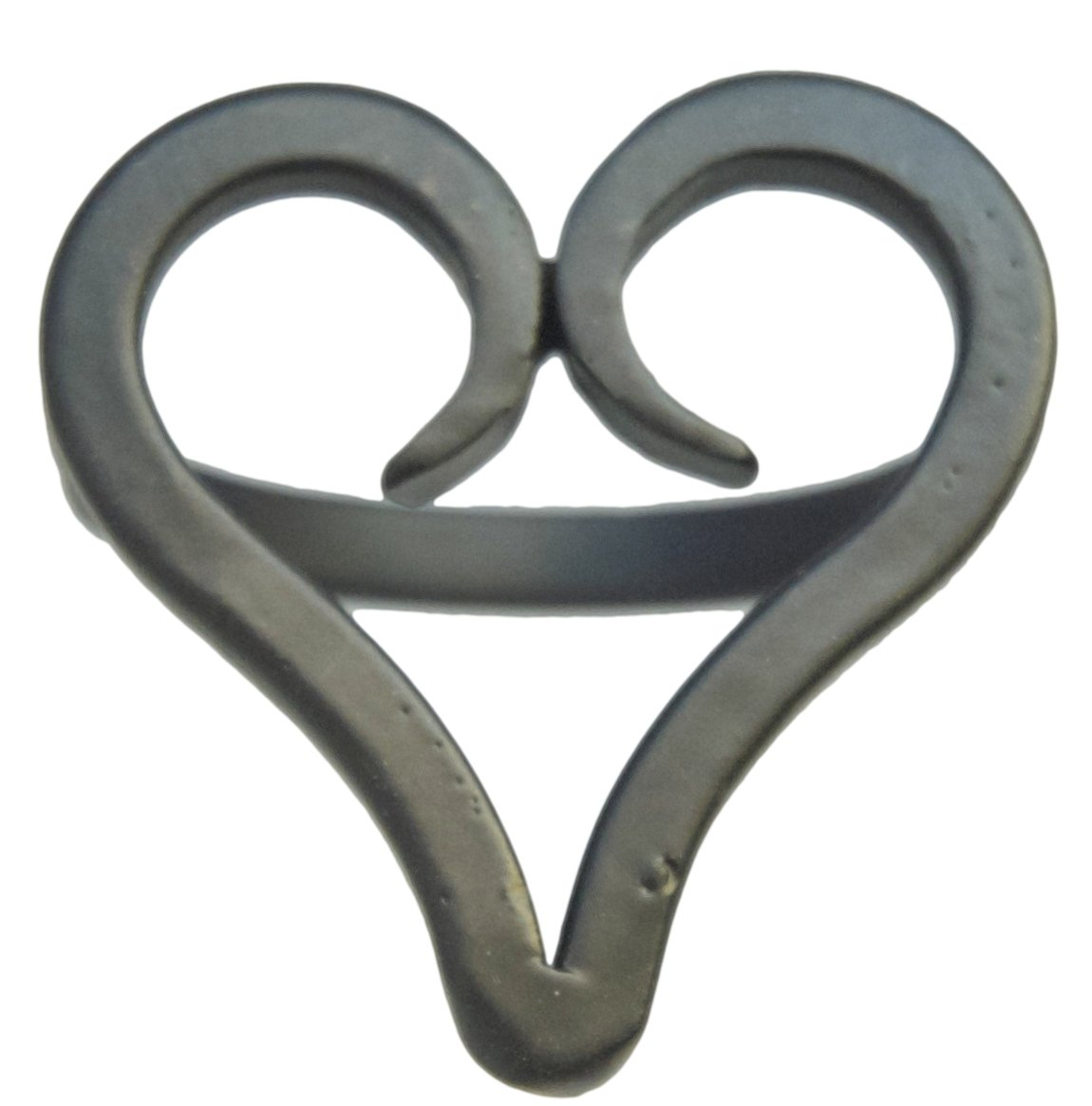 Forged Heart Napkin Rings, Set of 4 Park Designs 962-75