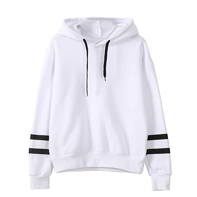 Mofgr Autumn Print Design Long Sleeve Women Hoodies Sweatshirts Jumper at Amazon Womens Clothing store: