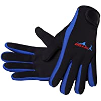Neoprene 1.5mm Five Finger Dive Gloves