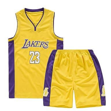 Shorts de Jersey Lebron James # 23 de Los Angeles Lakers ...