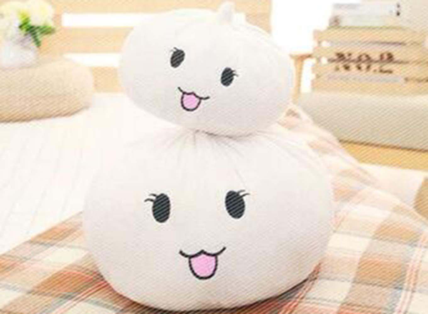 Amazon.com: Peluche lindo Dumpling al vapor Bun de peluche ...