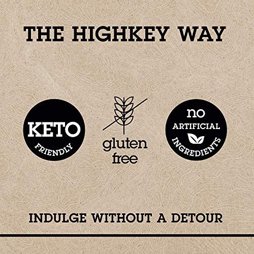 HighKey Snacks Keto Instant Hot Cereal Breakfast - Gluten & Grain Free - Perfect Ketogenic Friendly Food - Low Carb, High Protein Products - Good for Desserts, Atkins and Diabetic Diets - 9oz by HighKey Snacks (Image #3)