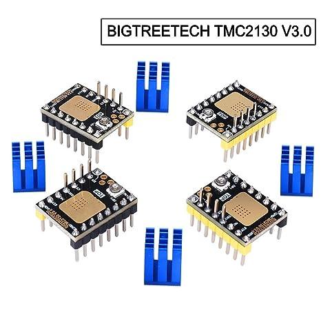 BIGTREETECH TMC2130 V3.0 SPI Controlador de Motor Paso a ...