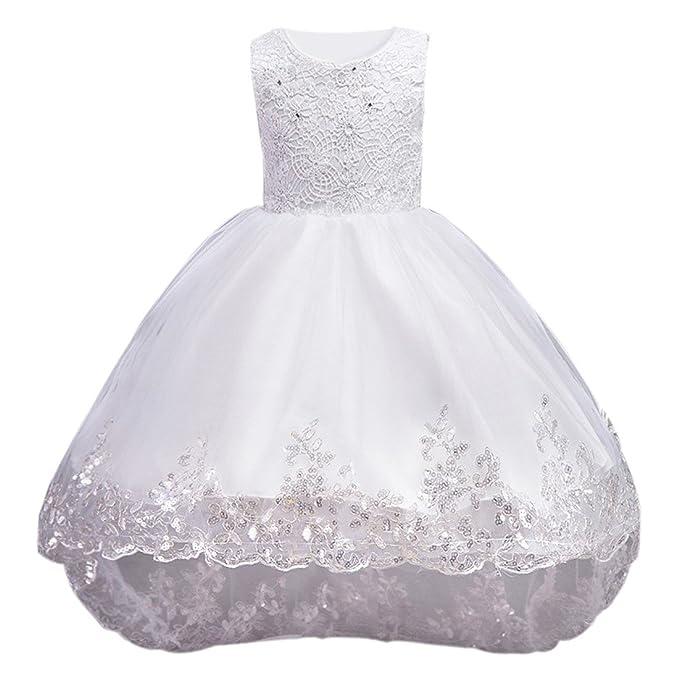 Vestidos de dama de honor nina amazon