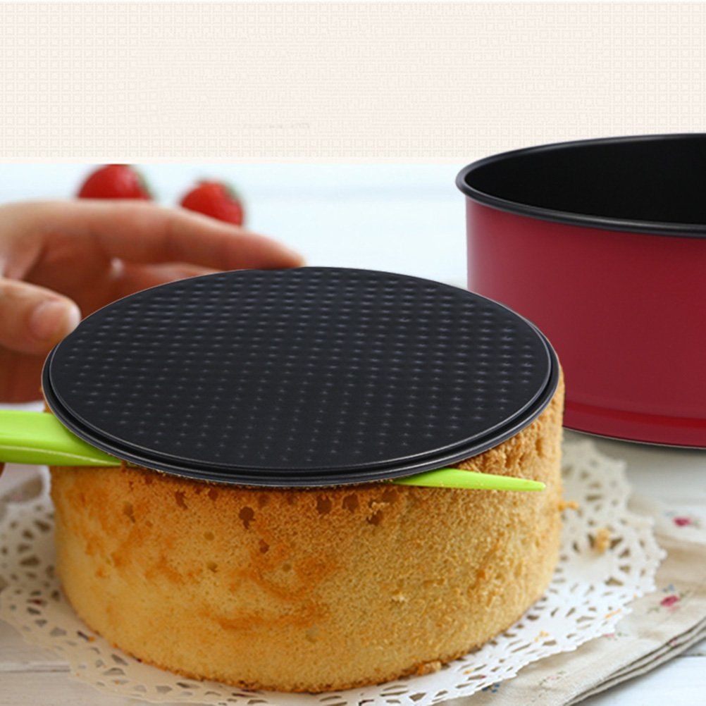 10,2/cm fondo staccabile per torta Bestonzon rotondo teglia stampo antiaderente per dolci