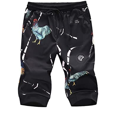 Amazon.com: Kailemei_shorts - Pantalones de surf para hombre ...