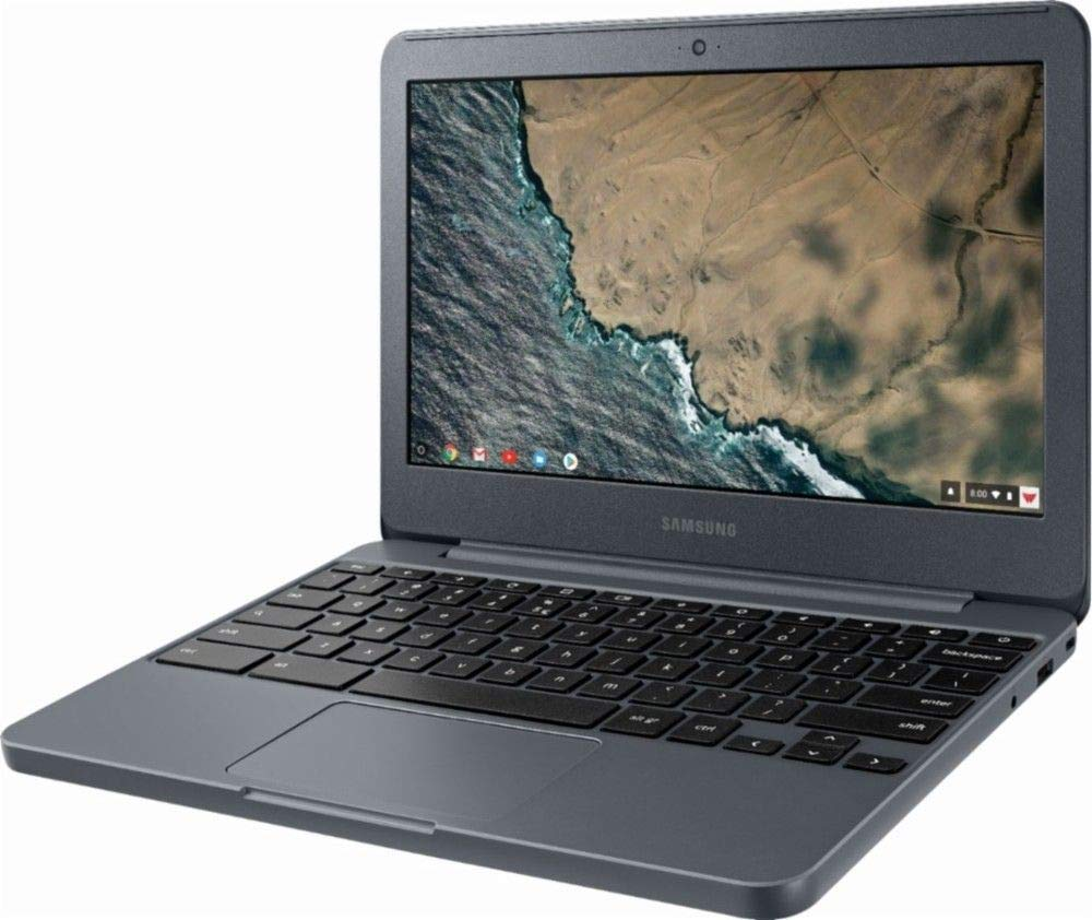 Samsung Chromebook 3 XE501C13-K01US, Intel Dual-Core Celeron N3060, 11.6'' HD, 2GB DDR3, 16GB eMMC, Night Charcoal by Samsung (Image #4)