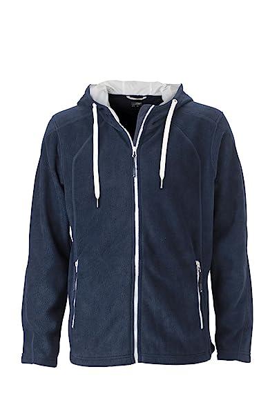 Chaqueta clásica de lana a la moda con capucha Chaqueta Hombre: Amazon.es: Ropa y accesorios