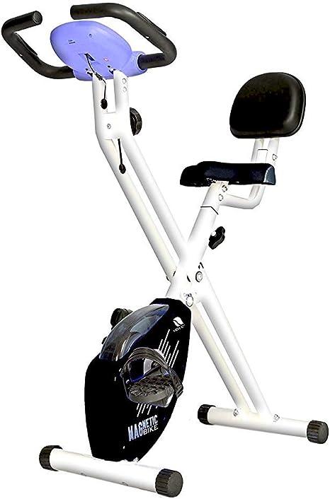 A BDC Bicicleta Estática magnética Magnetic Bike: Amazon.es ...
