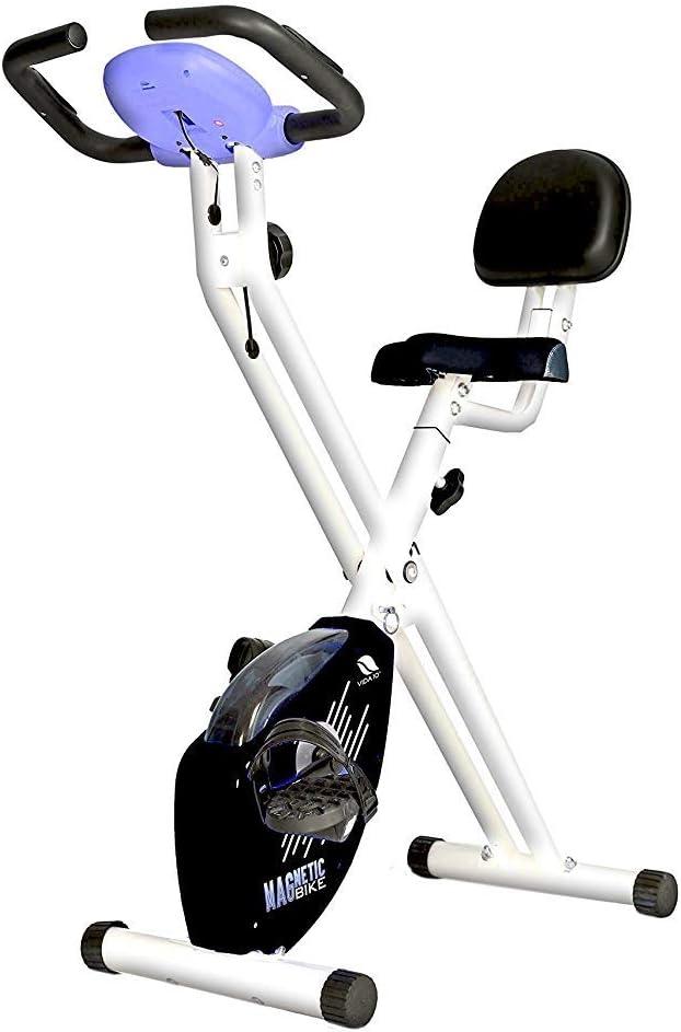 A BDC Bicicleta Estática magnética Magnetic Bike: Amazon.es: Deportes y aire libre