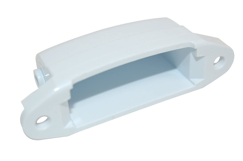 Creda C00193285 Hotpoint Indesit Umble Dryer Door Hinge, White
