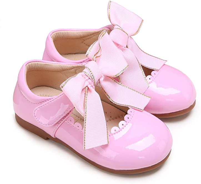 Pettigirl Niña Bowknot Plana Princesa Antideslizante Zapatos: Amazon.es: Zapatos y complementos