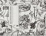 Gargoyles Decompositon Book Blank
