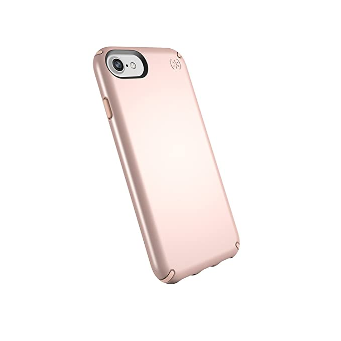 Amazon.com  Speck Products Presidio Metallic Case for iPhone 8 (Also ... b830ed9aaf12