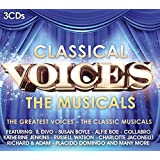 Classical Voices - The Musicals [3CDs]
