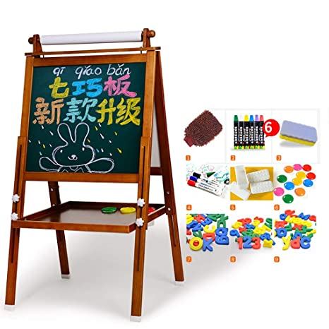 Easel - Tablero de Dibujo para niños Soporte magnético de ...