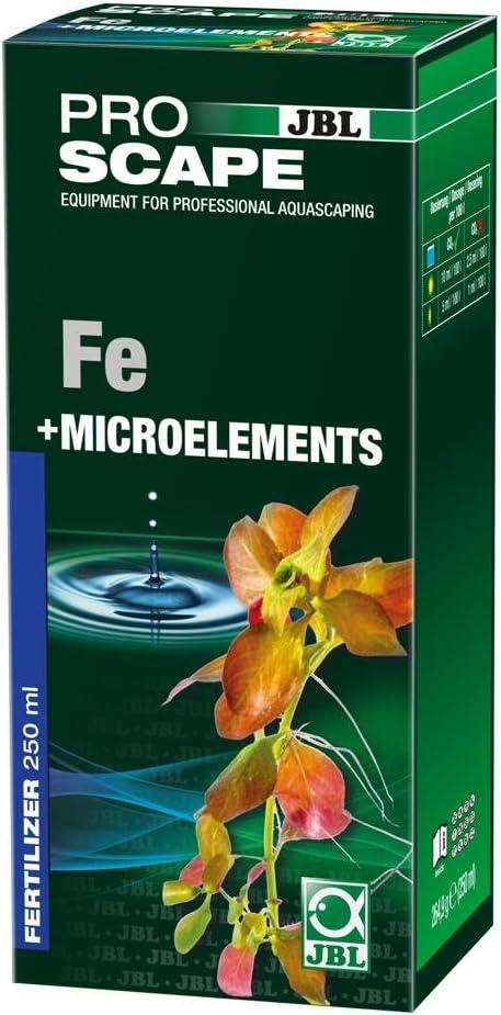 JBL Proscape Fe+Microelements 250 Ml 250 g