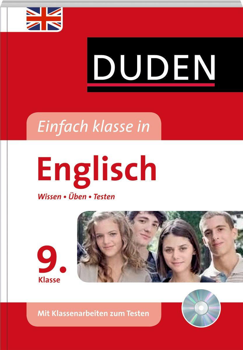 Duden Einfach Klasse in Englisch. 9. Klasse: Wissen - Üben - Testen