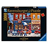 Ravensburger St. Viateur Bagel&Hockey Canadian Collection Canadienne Puzzle (1000-Piece) by Ravensburger