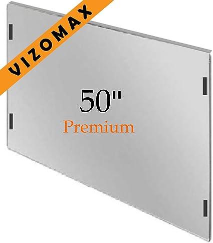 49 - 50 pulgadas Vizomax TV Protección de pantalla para LCD, LED y ...