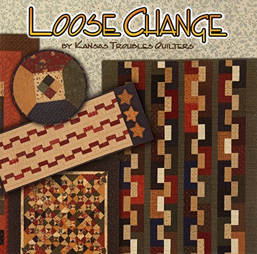 Loose Fabric (Loose Change Quilt Book Patterns for Precut Fabrics by Kansas Troubles Quilters)