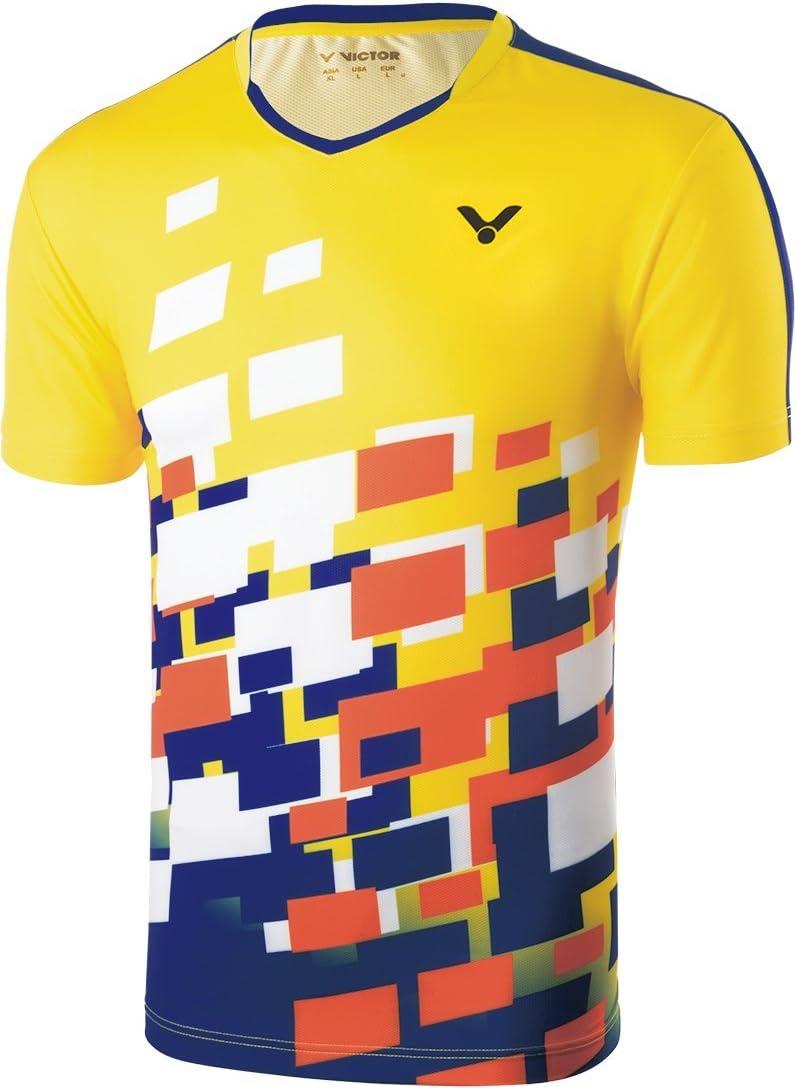 Victor Shirt Malaysia Unisex gelb 6428