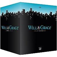 Will & Grace - Stagione 01-08 (34 Dvd) [Italia]
