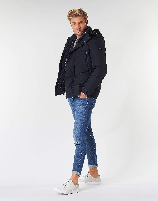 Aigle Rockyfield MTD Down Jacket Noir Achat Vente veste