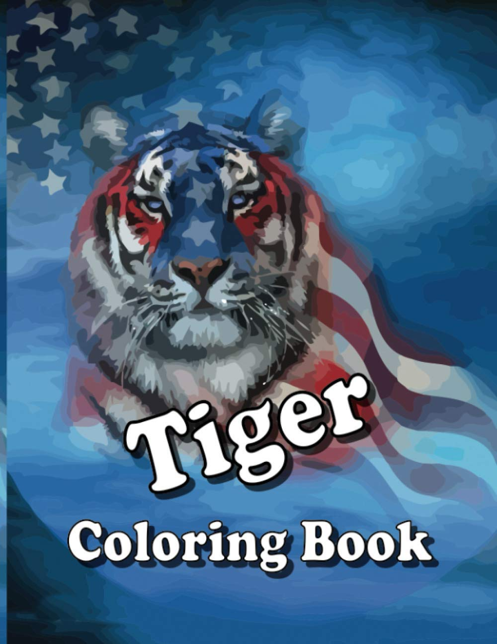 Tiger Coloring Book An Adults Tiger Coloring Book Design For Stress Relief And Relaxations Tiger Adult Coloring Books For Man Women Sheikh Sohel 9798568855286 Amazon Com Books