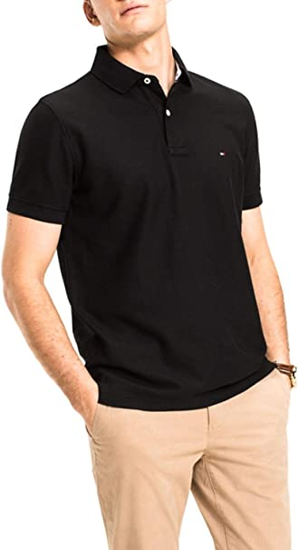 Tommy Hilfiger Core Hilfiger Regular Polo Hombre: Amazon.es ...