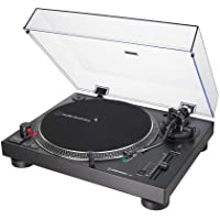 Audio-Technica LP120XUSB Platine Vinyle à Entraînement Direct (Analogue & Usb), Noir