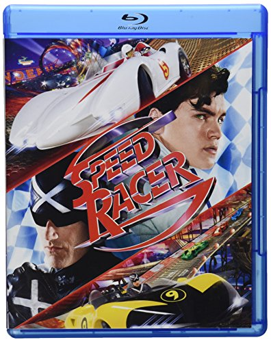 (Speed Racer [Blu-ray])