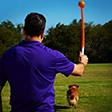 OngHaiY Home 26-Inch Pro Ball Launcher for Larger