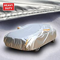 MSD Coche Cubierta resistente Impermeable Transpirable Lona Para Sedan Fabia Astra 1