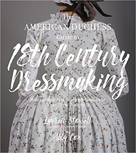 The Best 18th Century Costume Sewing Patterns [current_date format='F, Y']