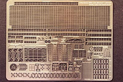 Gold Medal Models - WORLD WAR TWO USN AIRCRAFT CARRIER 1:700 scale
