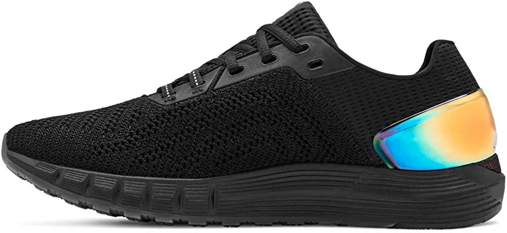 Under Armour Men s HOVR Sonic 2 Running Shoe, Black 003 Mango Orange,