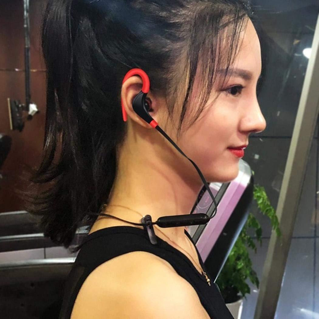 Junio1 Auricolare Stereo Auricolare Stereo per Auricolare Sportivo Senza Fili Bluetooth Fashion Cuffie