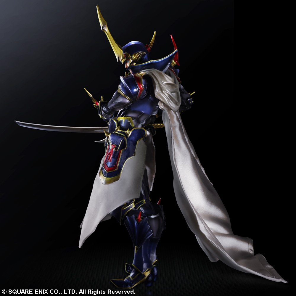 Super Amazon.com: FINAL FANTASY VARIANT PLAY ARTS Kai Hero of Light  UJ49