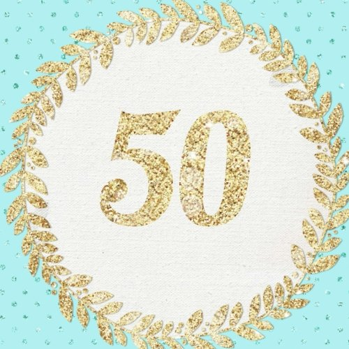 Read Online 50: 50th, Fifty, Fiftieth, Large Square, Birthday Anniversary Party Guest Book, Message Book, Keepsake, Formatted Lined & Unlined Pages And Gift Log, ... Paperback (Gold Guest Book) (Volume 15) pdf epub