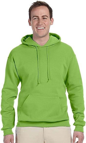 NuBlend 50//50 Pullover Hood Jerzees 8 oz Light Blue XXXX-Large