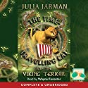 The Time-Traveling Cat and the Viking Terror Audiobook by Julia Jarman Narrated by Wayne Forrester