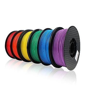 XHLLX Impresora 3D Filamento PLA Plus, Filamento PLA De 1.75 ...