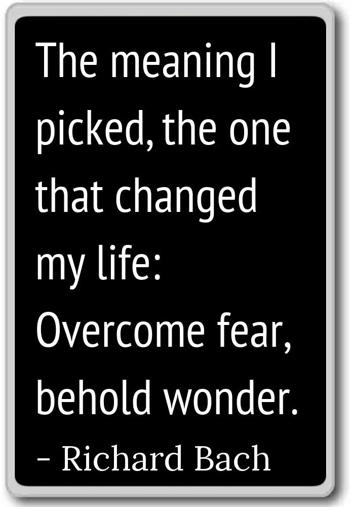 El significado I elegida, la uno que cambió mi... - Richard Bach ...