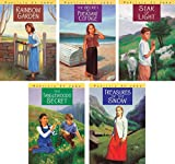 Patricia St. John Revised Set of 5 Volumes including Rainbow Garden, The Secret at Pheasant Cottage, Star of Light, The Tanglewoods' Secret, and Treasures in the Snow