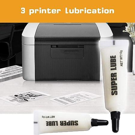 Gwendoll Grasa de Engranajes para Impresora Impresora de Tinta de ...